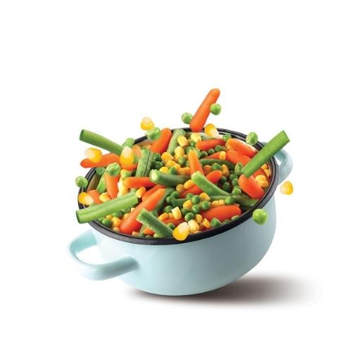 לקט ירקות לבישול