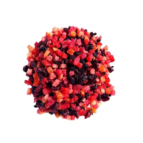 חליטת פירות לתה בטעם דובדבן
